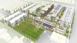 The Core Companies Submits Development Plan For Former UC Davis - Sustainable apartment design