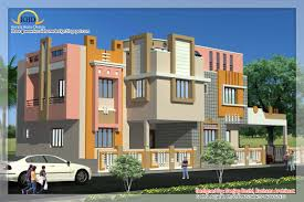 Indian Home Design 2bhk by Elevation Designs Single Villa For 2bhk Front Elevation Bracioroom