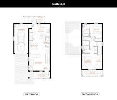 Construction Floor Plans by Floor Plans Units Ft Lauderdale New Construction Townhomes