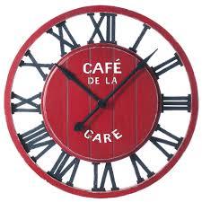 pendule originale pour cuisine pendule originale pour cuisine galerie avec horloge cafa de la gare