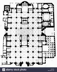 cathedral of seville floor plan stock photo royalty free image cathedral of seville floor plan