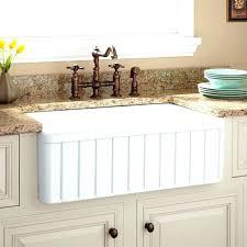 Farmhouse Style Kitchen Sinks Excellent Farm Style Kitchen Sink Sinks Bowl Gray Farmhouse