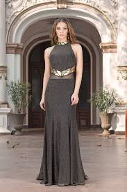 luxury evening dress briseida vero milano fashion shop