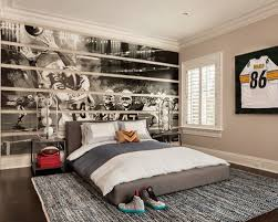 applying bedroom wall murals to bring out your excitement