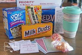 get better care package gilmore care package or gift basket idea