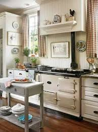 Country Plaid Curtains English Country Kitchens With Plaid Curtains Stunning English