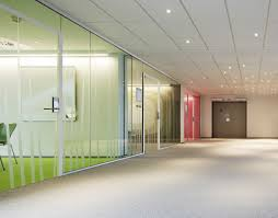 glass wall meeting rooms interior design ideas