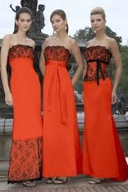 burnt orange bridesmaid dresses and life in general