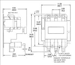 ge cr306g004 nema starter 270 amp 3 pole with a 460 480 volt ac coil