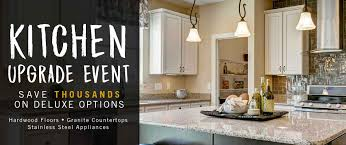kitchen upgrade event consort homes