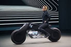 bmw mototcycle bmw motorrad vision concept motorcycle unveiled in santa