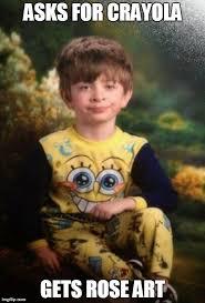 Kid Memes - incoming macros pajama kid know your meme