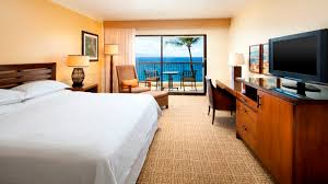 Maui 2 Bedroom Suites Maui Oceanfront Resort Accommodations Sheraton Maui Resort U0026 Spa