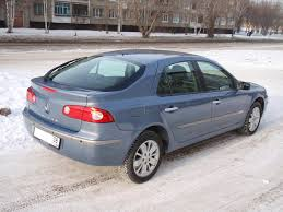 2006 renault laguna pictures 2 0l gasoline ff manual for sale