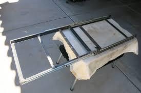 drawer slide locking mechanism inexpensive diy lock in out mechanism for drawer slides on a