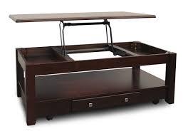 furniture trenton industrial espresso coffee table for home