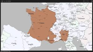 history map of france youtube