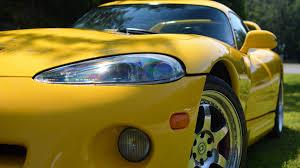 Dodge Viper Venom - 2001 dodge viper hennessey venom 650r s142 chicago 2015