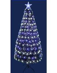 6 foot fibre optic trees tree world