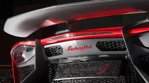 lamborghini aventador rear lights lamborghini aventador j ltd image automotive enthusiasts mod db