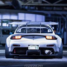 widebody rx7 mazda rx7 widebody jdm on instagram