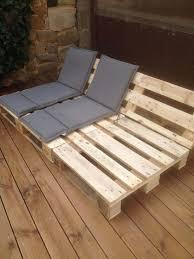 chaise longue palette le salon de jardin en palette en plus de 110 idées originales