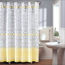 purple and yellow curtains aubergine purple striped eyelet curtain