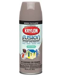 fusion for plastic krylon