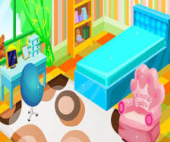 Barbie Room Game - pink barbie room room decor and design
