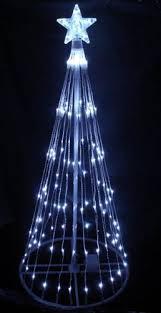 149 99 169 99 6 white led light show cone tree