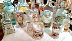 diy antique apothecary jars reader feature the graphics