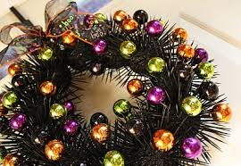 roundup more halloween wreath ideas u2013 dollar store crafts