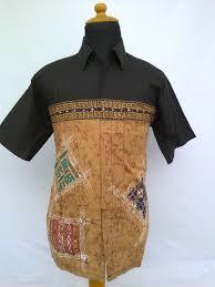 desain baju batik pria 2014 memilih baju model batik pria terkini yang cocok untuk anda