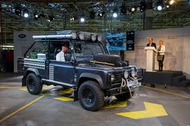 defender land rover 2016 rule britannia the evolution of the land rover defender tread