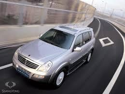 ssangyong korando 2005 view of ssangyong rexton rx 320 s photos video features and