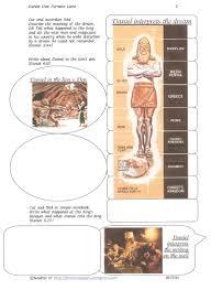 daniel bible minibooks practical pages