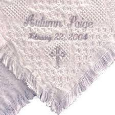 christening blanket personalized personalized christening baptism gifts for baby personalized