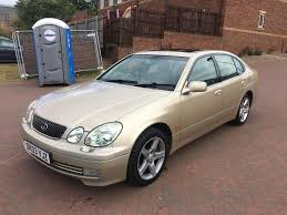 lexus dealers south yorkshire 2003 03 lexus gs300 se auto fully loaded in sheffield south