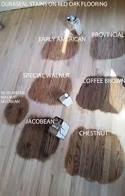 coffee brown stained red oak u2026 pinteres u2026