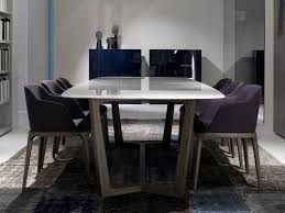 Modern Wood Dining Room Tables Rectangular Marble Table Concorde Concorde Collection By Poliform