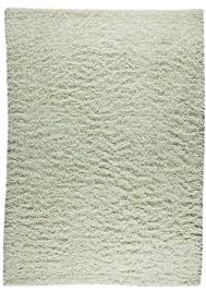 Green And White Area Rug Tokyo Collection Hand Knotted Shaggy Wool And Linen Area Rug In