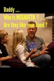 James Hetfield Meme - james hetfield s kids like megadeth his reaction imgur