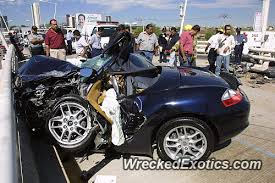 driving a porsche boxster this happenned some years ago the driver took his