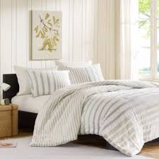 Navy Stripe Comforter Set Buy Green Striped Comforter From Bed Bath U0026 Beyond