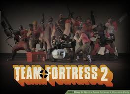 Team Fortress 2 Halloween Costumes Team Fortress 2 Costume Party 13 Steps