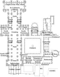 gothic cathedral floor plan the gothic cathedral