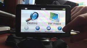 garmin nuvi 2555lmt manual explicación uso gps garmin nuvi 2595lmt youtube