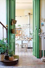 French Interior A Renovated Chateau In France With A Laid Back Boho Style The