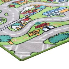 Kids Play Rugs With Roads by Road Area Rug Roselawnlutheran