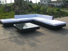 Free Designs For Garden Furniture by New Design Rattan Patio Furniture Free Assemble Rattan Sofa Set